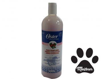 Hunde und Pferde Erdbeer-Seidenglanzspülung 1 Liter