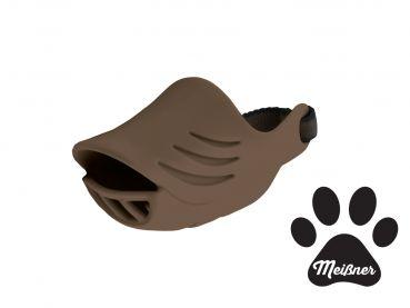 Hundemaulkorb aus Silikon